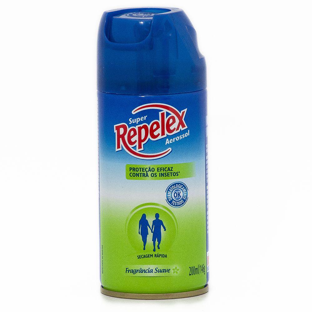 Repelente Repelex aerosol 200 ml