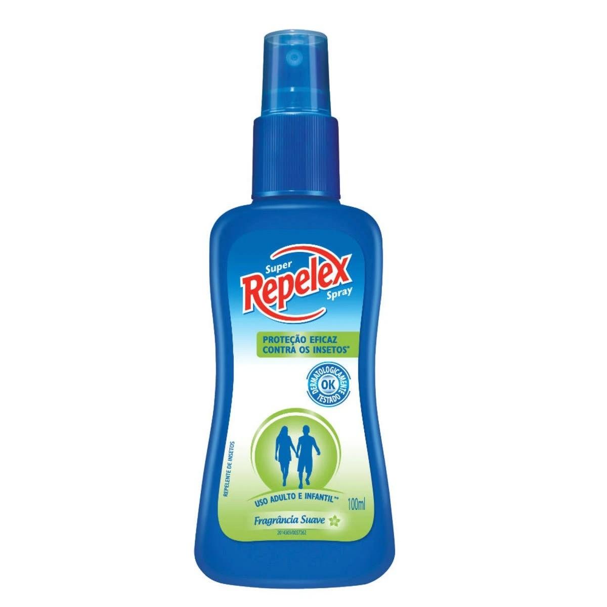 Repelente Repelex spray 100 ml