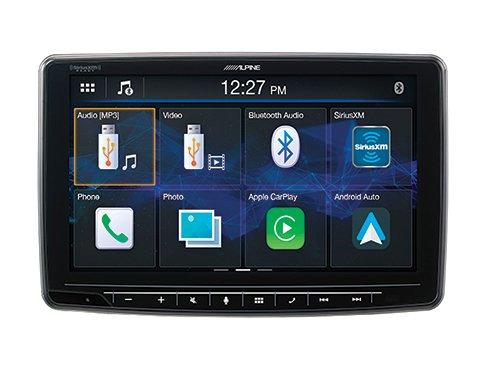 "Alpine iLX-F259 central multimidia 9"" CarPlay/AndroidAuto"
