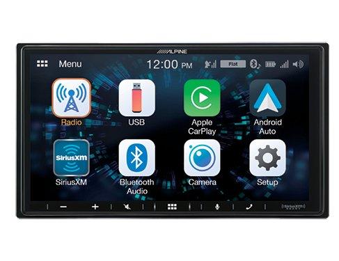 "Alpine iLX-W650 central multimidia 7"" CarPlay/AndroidAuto"