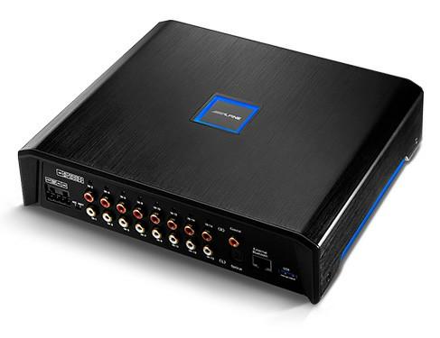 Alpine PXE-X09 processador de 16 canais / BT audio