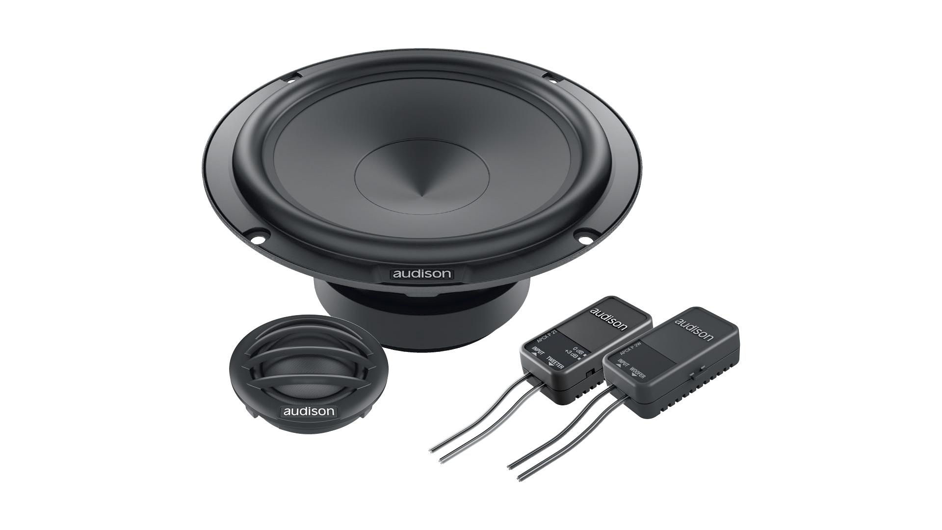 Audison APK 165 - kit componente 2 vias (100W 4ohm)
