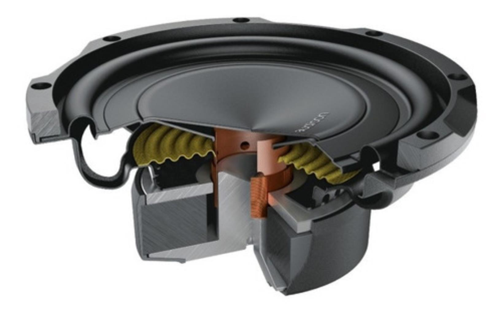 Audison Prima APS 8R subwoofer 8pol slim (0W RMS)