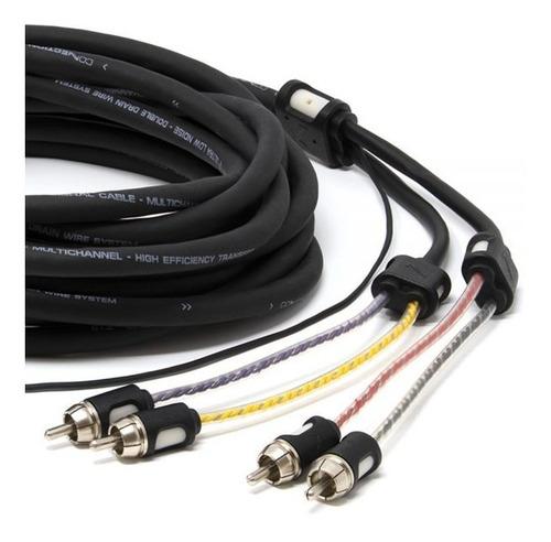 Connection Best BT4 550 (cabo RCA 5,5m 4 canais)