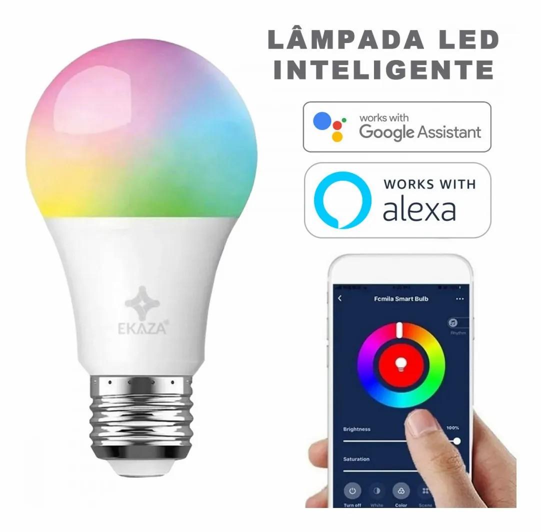 EKAZA Smart Lâmpada RGBW WiFi