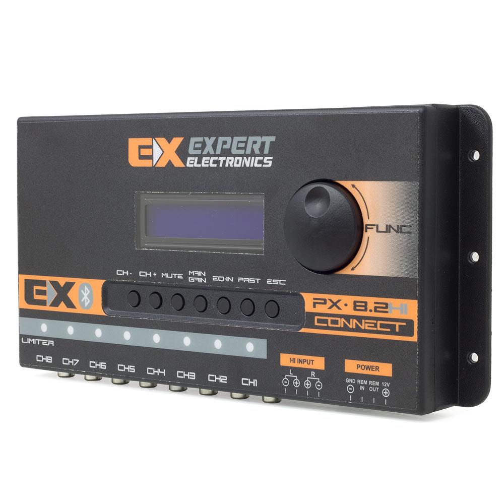 Expert Px8.2Hi Connect - Processador DSP Bluetooth