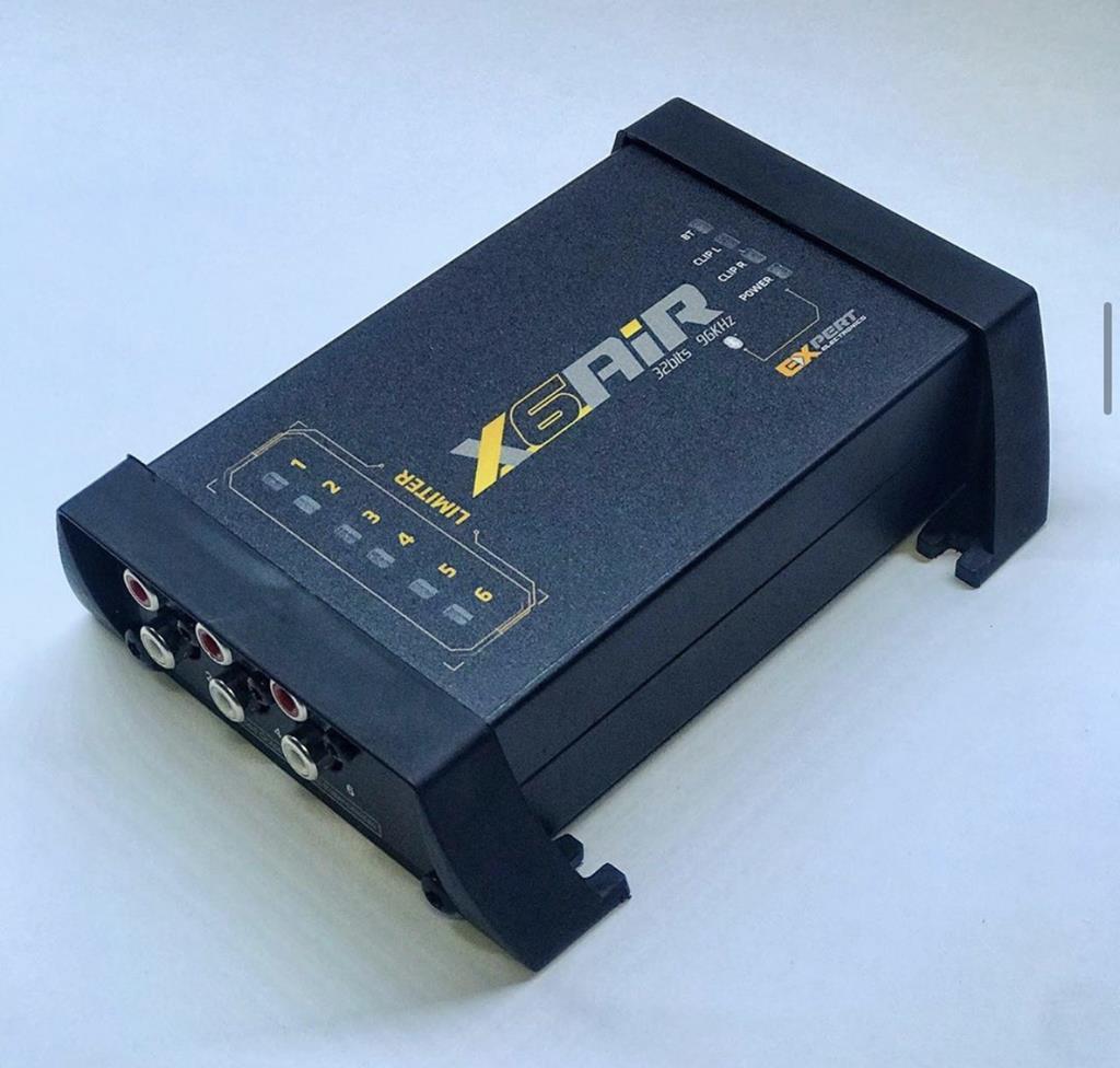Expert X6 AiR - Processador DSP Bluetooth