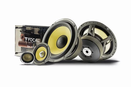 "Focal Elite K2 Power ES 165 KX3 Kit 3 vias 6"" (120w @ 4ohm)"