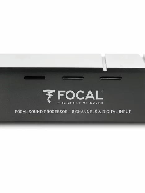 Focal FSP-8 processador de áudio digital DSP (8 canais)