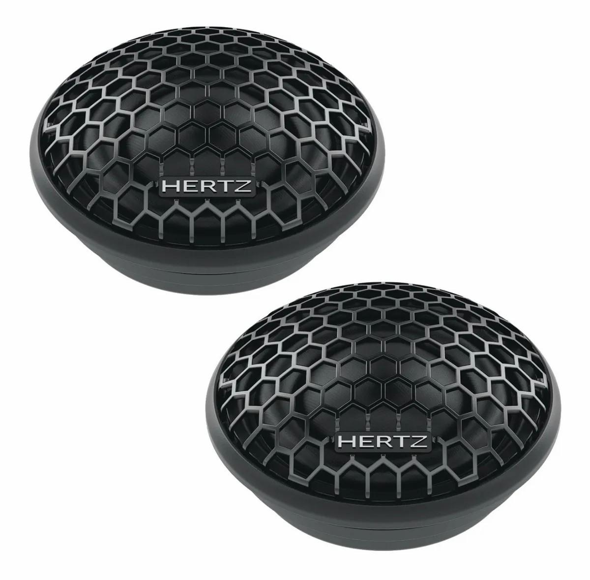 """Hertz Cento C26 Kit de tweeters de 1"""" (60W RMS)"""