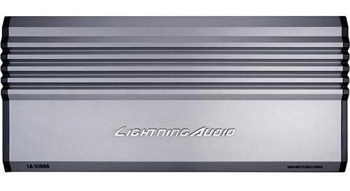 Lightning Audio La-51000 (amplificador 5 Canais)