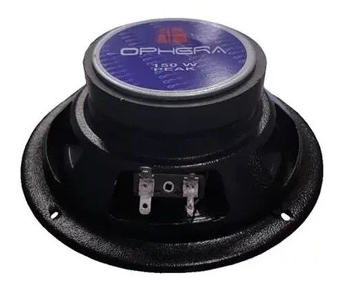 Ophera Phantom Cx 75/6 - Coaxial De 150w Rms @ 4ohm