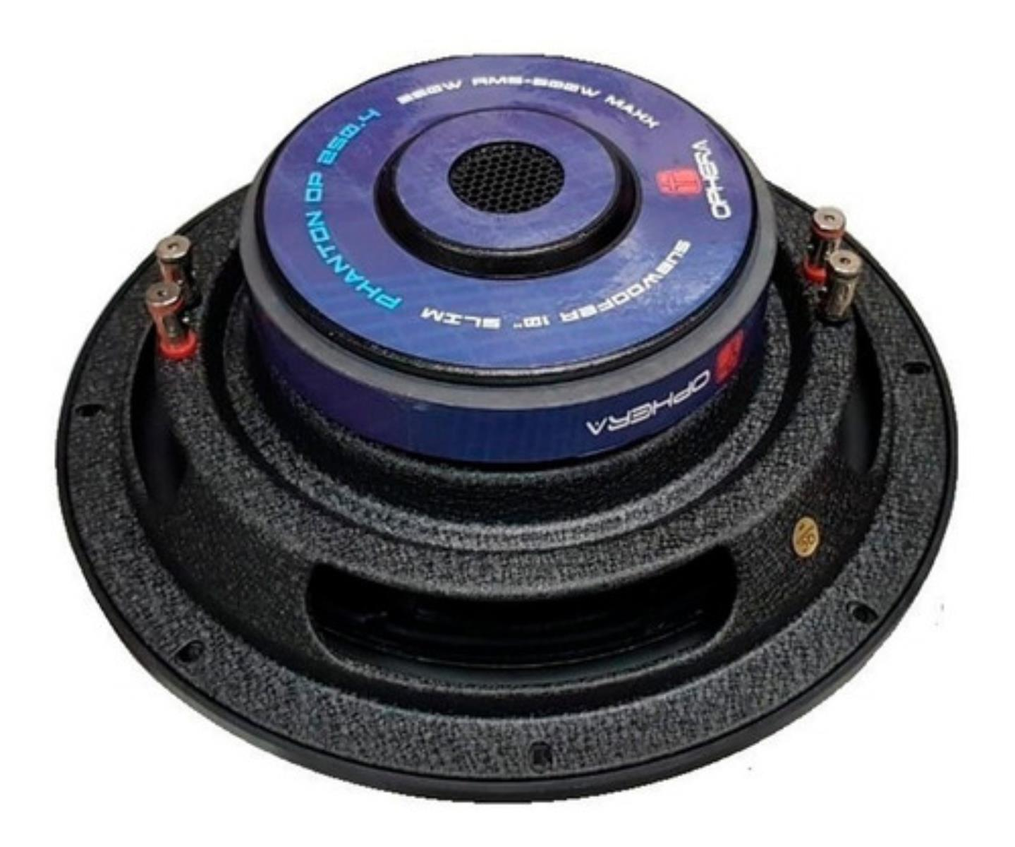 Ophera Phantom OP 250.4 - Sub Slim 10pol (250w Rms 4+4ohm)