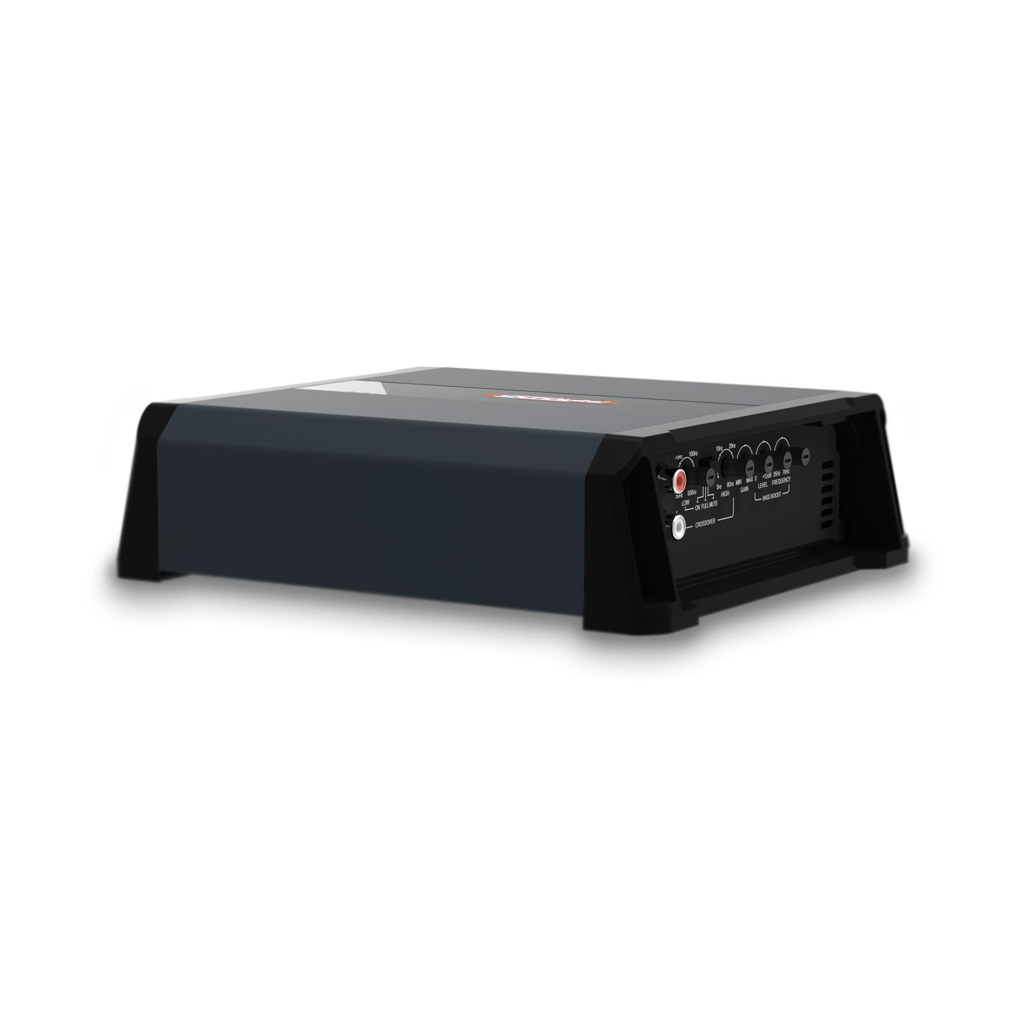 Soundigital SD1200.1 EVO 4.0 1Ohm amplificador mono - 1200W