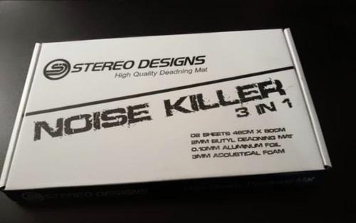 Stereo Designs Kit Manta Tratamento Acustico Profissional