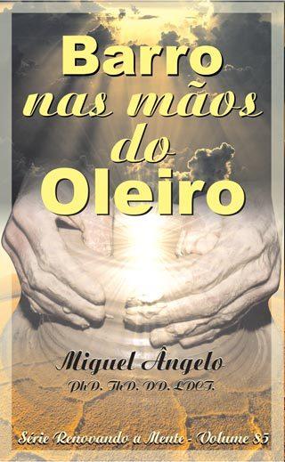 BARRO NAS MÃOS DO OLEIRO