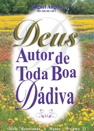 DEUS AUTOR DE TODA BOA DÁDIVA