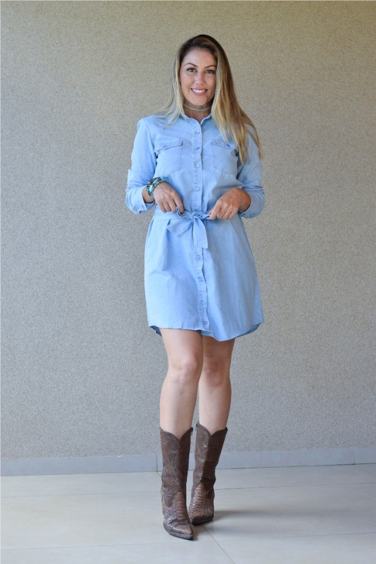 Chemise Dress Emily