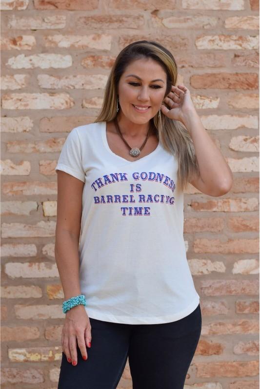 T-shirt Amberley
