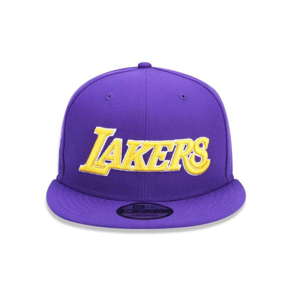 BONÉ NEW ERA LOS ANGELES LAKERS NBA