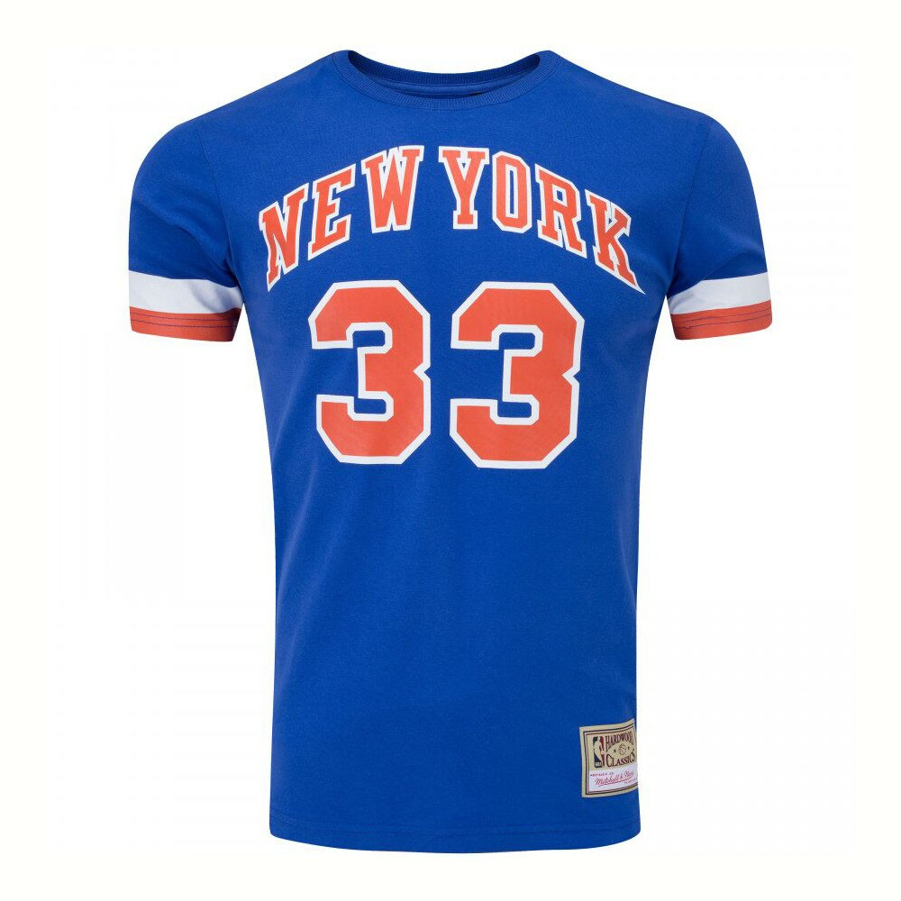 CAMISETA MITCHELL & NESS NBA NEW YORK KNICKS EWING
