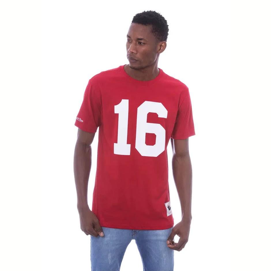 CAMISETA MITCHELL & NESS NFL SAN FRANCISCO 49ERS MONTANA