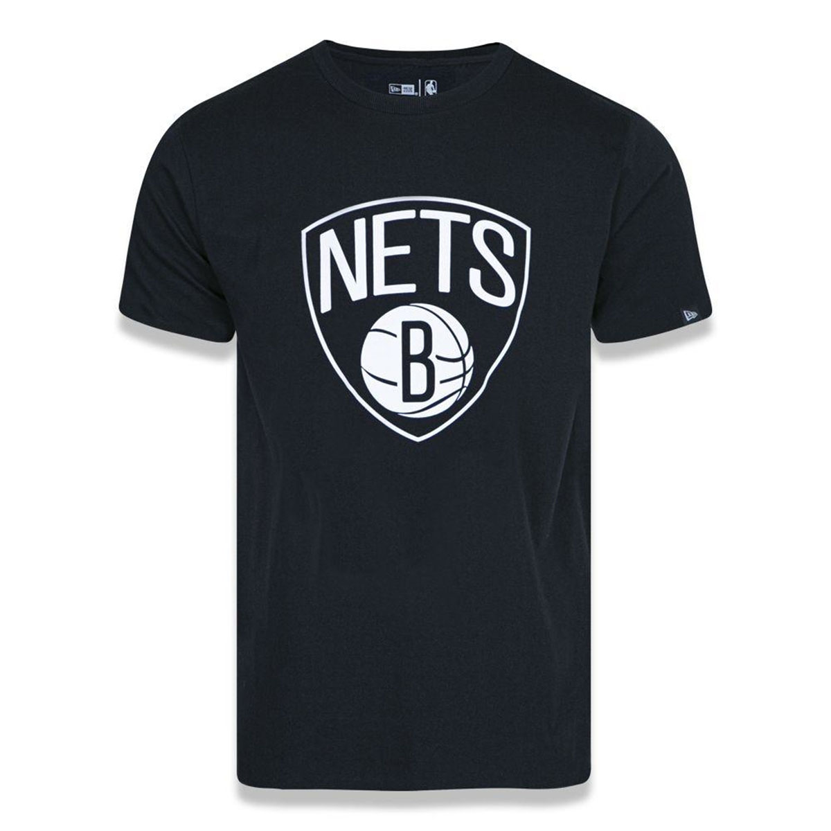 CAMISETA NEW ERA NBA BASIC LOGO BROOKLYN NETS