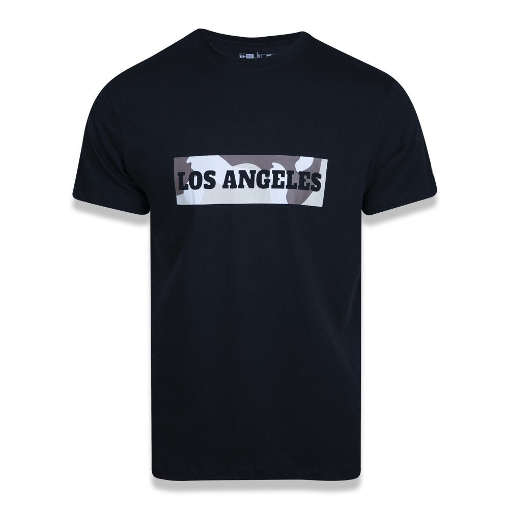 CAMISETA NEW ERA MLB LOS ANGELES DODGERS DESERT CAMO
