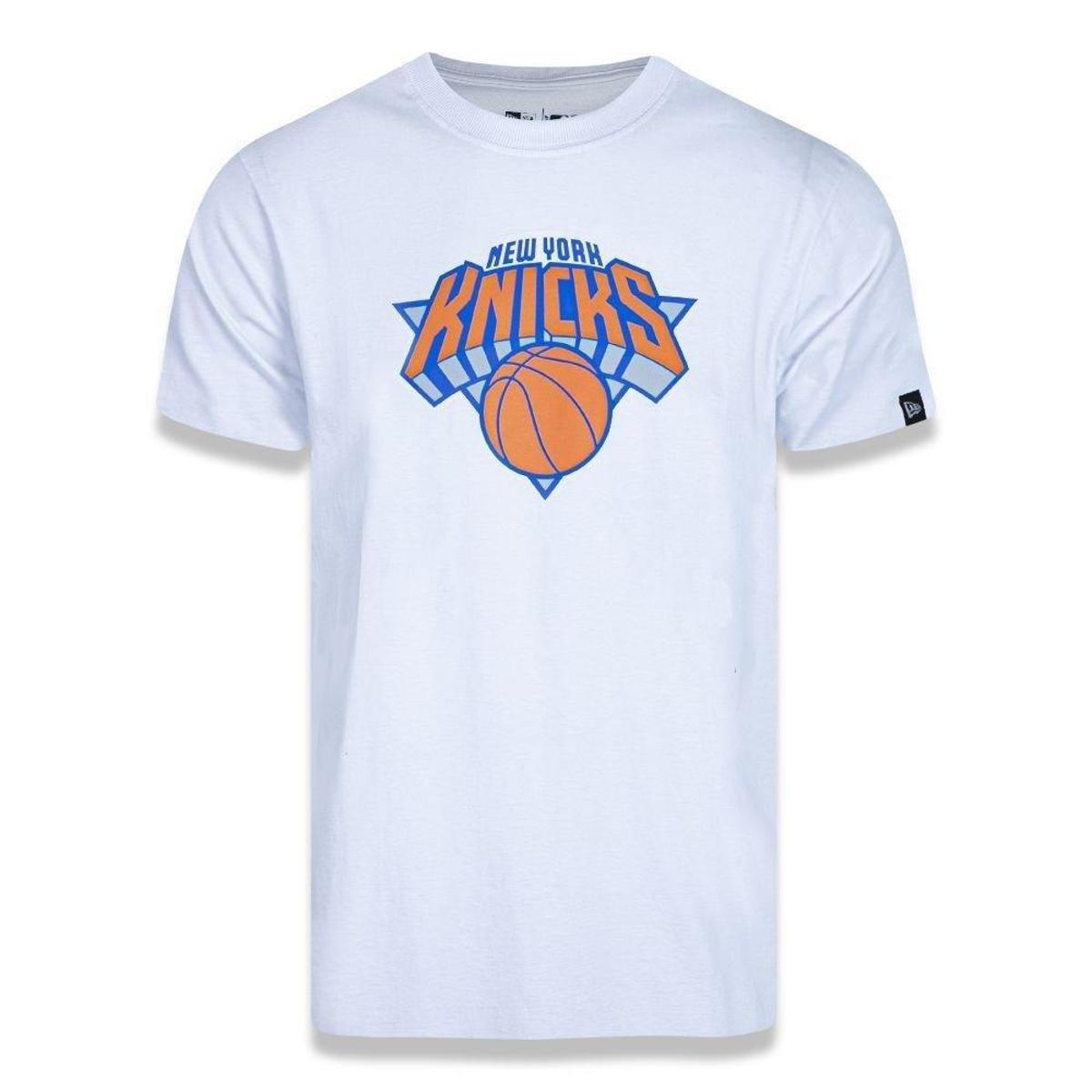 CAMISETA NEW ERA NBA BASIC LOGO NEW YORK KNICKS