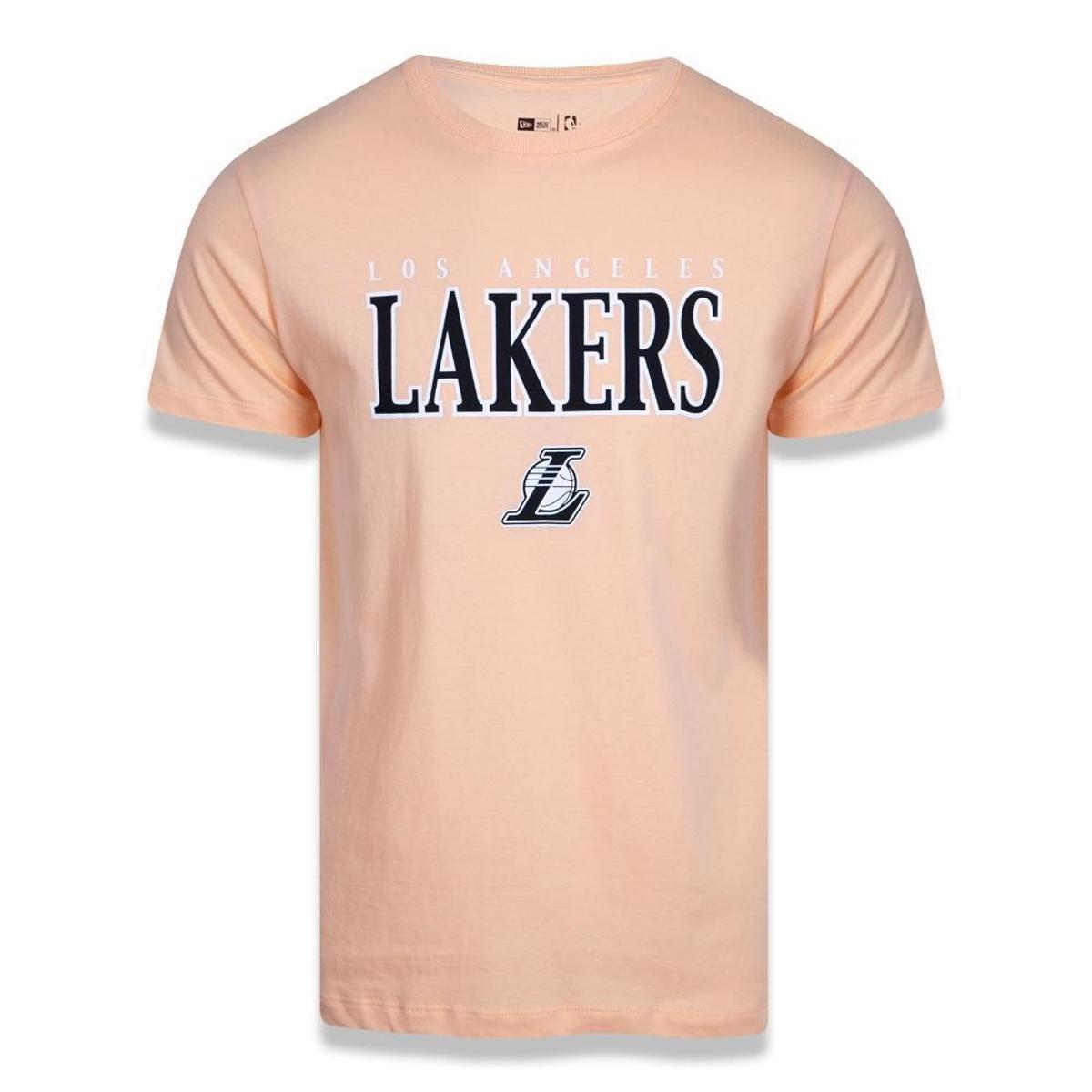 CAMISETA NEW ERA NBA CORE CLASSIC LOS ANGELES LAKERS