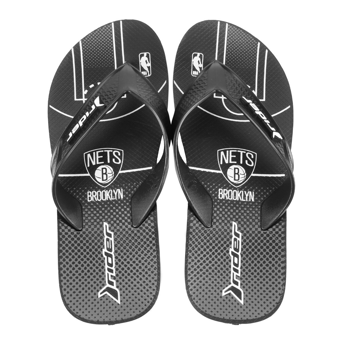 CHINELO RIDER NBA BROOKLYN NETS TIRAS 25674