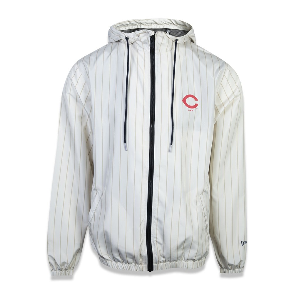 JAQUETA NEW ERA WINDBREAKER CLEVELAND INDIANS