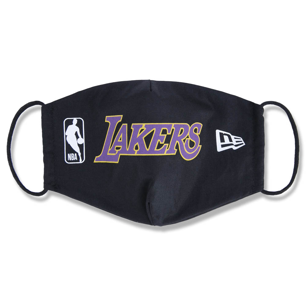 MASCARÁ NEW ERA NBA LOS ANGELES LAKERS