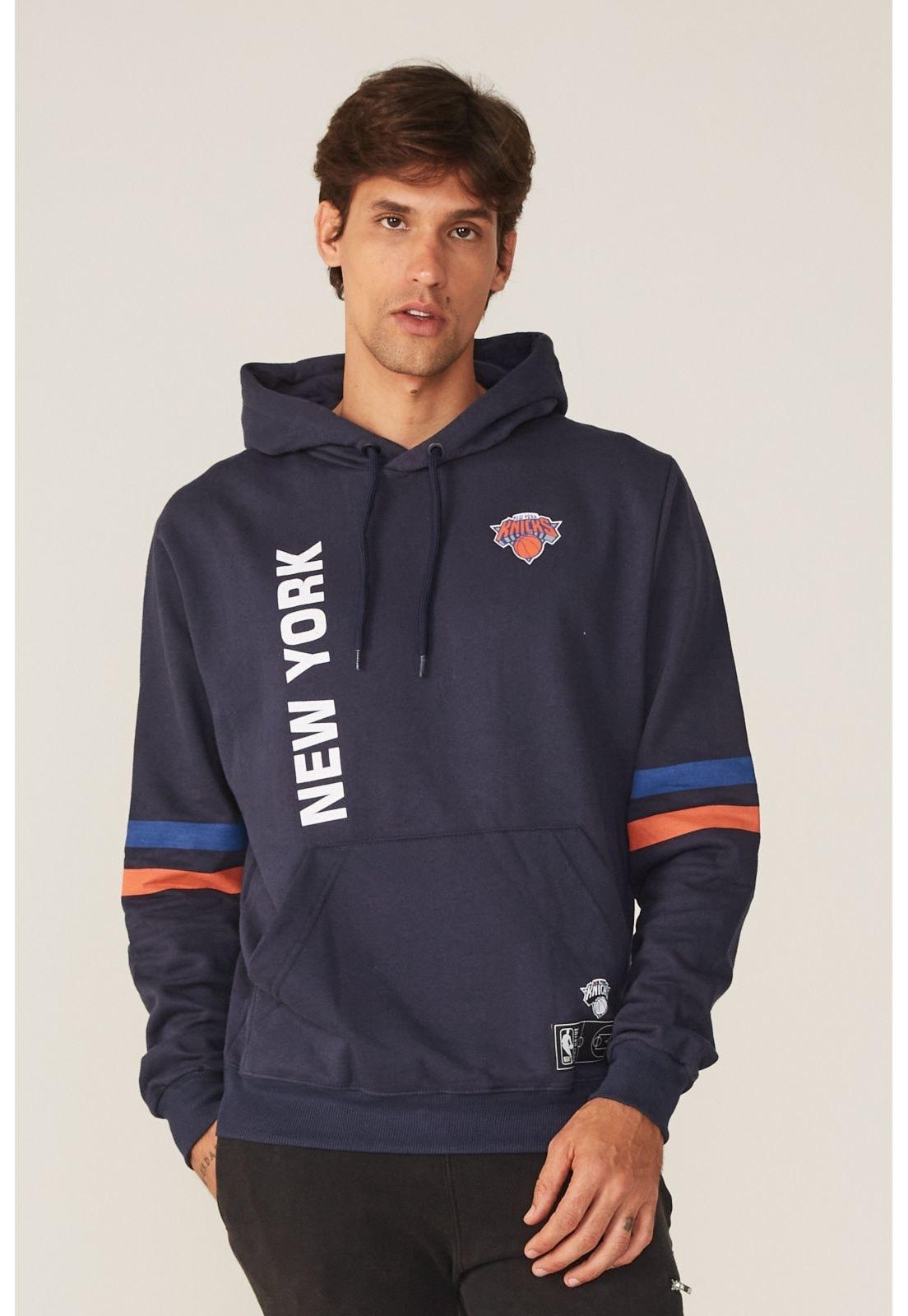 MOLETOM NBA NEW YORK KNICKS N431A