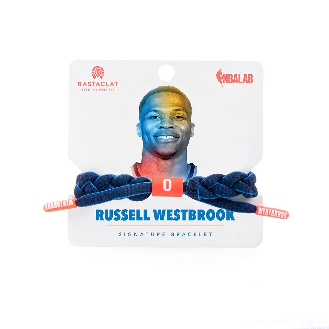 PULSEIRA RASTACLAT NBA RUSSELL WESTBROOK 0