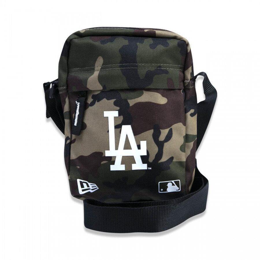 SHOULDER BAG NEW ERA MLB LOS ANGELES DODGERS CAMO
