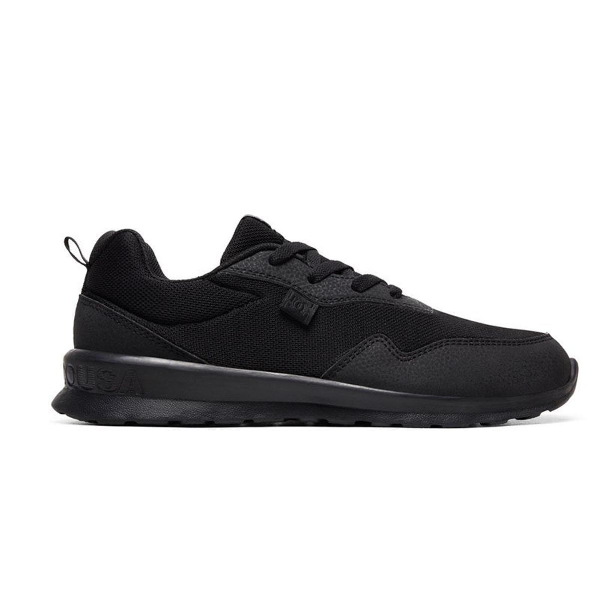 TÊNIS DC SHOES HARTFERD BLACK