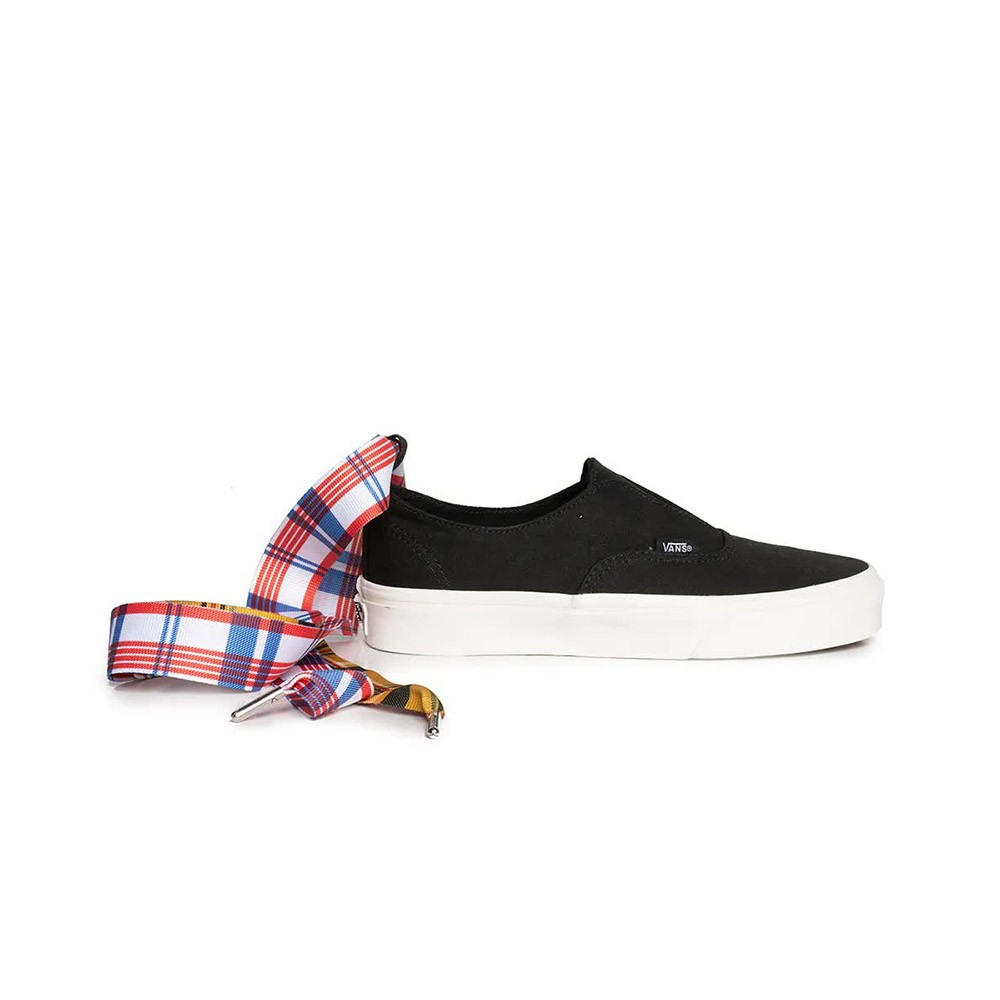 TÊNIS VANS AUTHENTIC GORE MIXED WRAP BLACK PLAID