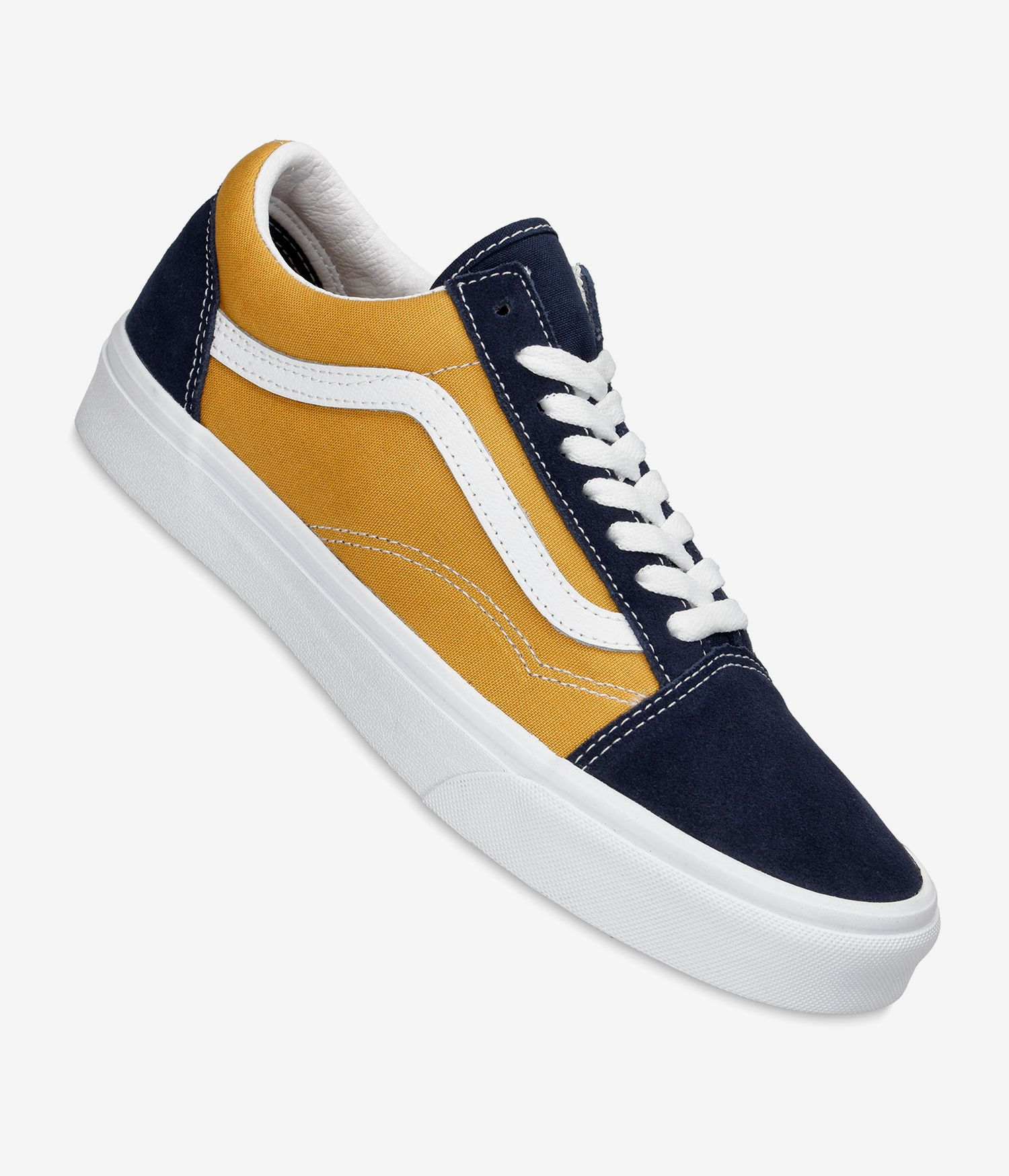 TÊNIS VANS OLD SKOOL DRESS BLUES SAFFRON