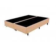 Base Box Queen 1.58x1.98 Corino Bege