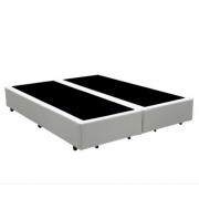 Base Box Queen 1.58x1.98 Corino Branco