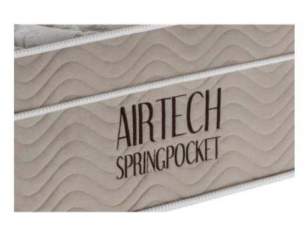 Colchão Airtech Spring Pocket 1,38