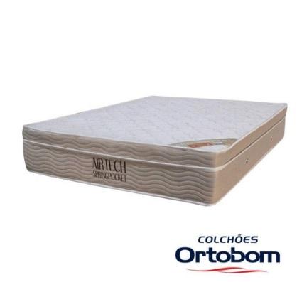 Colchão Airtech Spring Pocket 1,58