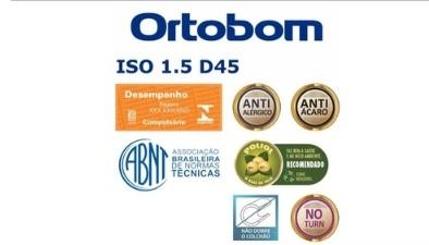 Colchão Iso 150 D45 0,88