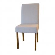 Cadeira Lara Minas Imbuia Tec 301 / Madeira Maciça