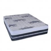 Colchão Casal Castor Silver Star AIR Molas Pocket Double Face 138x188x34cm