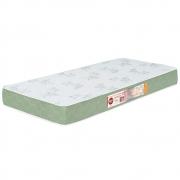 Colchão Solteiro De Espuma Sleep Max Liso D33 88x188x14