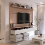Painel City Provincia Natural / Off White 1,60