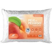 Travesseiro Fibrasca Pele De Pêssego 50x70cm