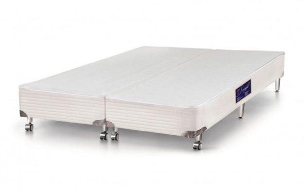 Cama Box Queen Castor Vitagel 158x198x27cm